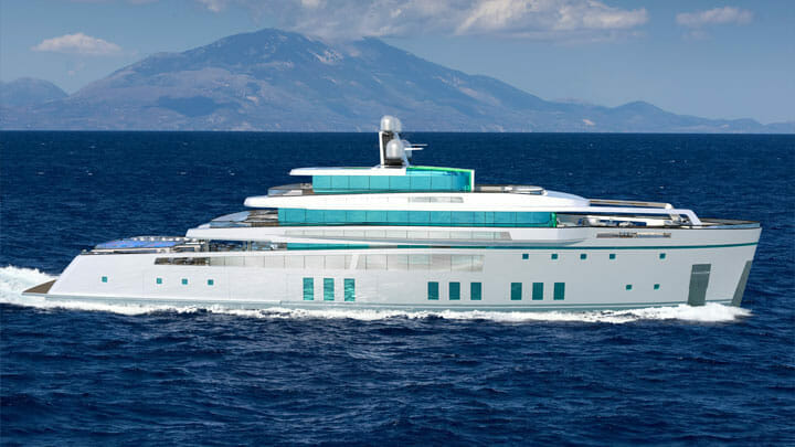 the See superyacht concept brings fresh thinking to yacht design