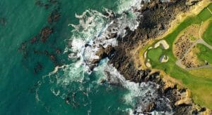 superyacht golfing holidays in the Med and Caribbean are popular