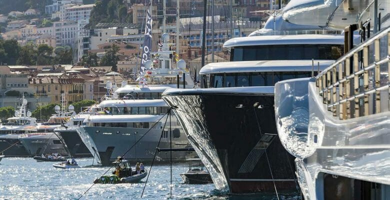 5 superyachts exceeding 70 meters among the megayachts premiering at the Monaco Yacht Show in 2021