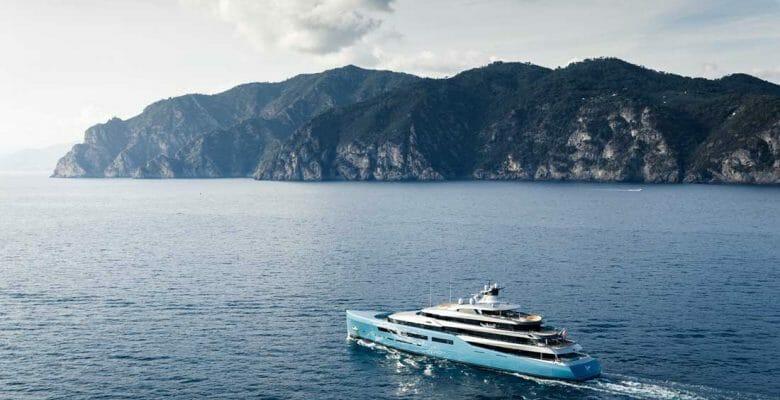 Aviva visits popular superyacht destinations