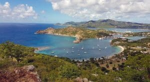 Antigua is welcoming only vaccinated superyacht visitors