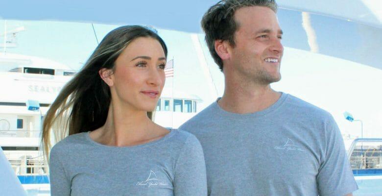Ethical Yacht Wear supplies megayacht crew uniforms