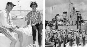 the Denison family left an indelible mark on yachting and megayachts in the USA