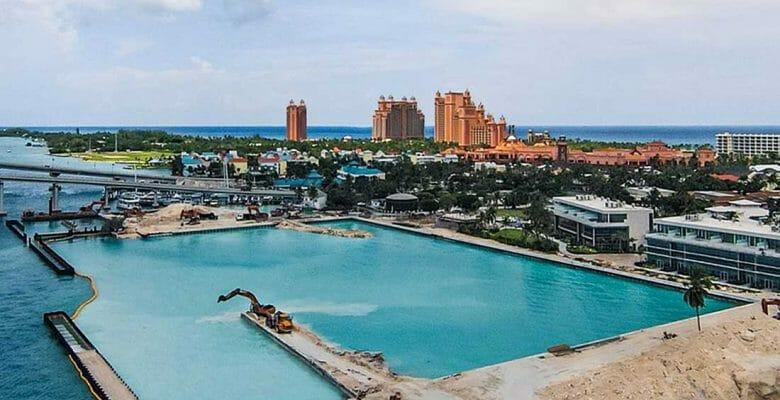 Hurricane Hole Superyacht Marina is nearly renovated