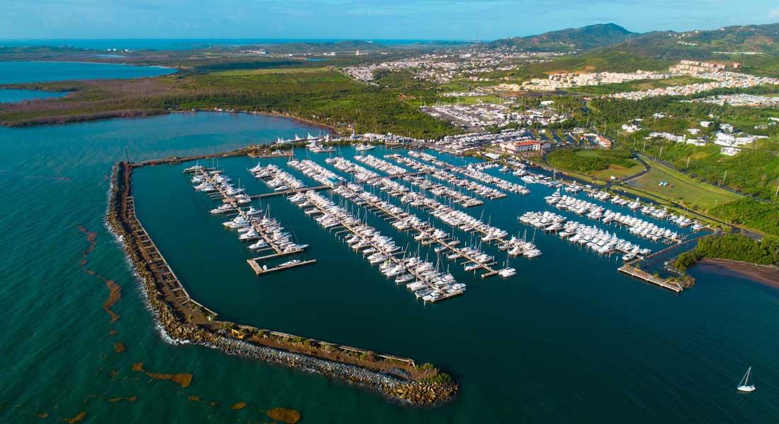 Puerto del Rey marina accommodates megayachts