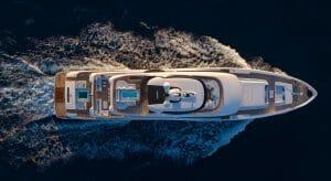 Baglietto motoryacht C