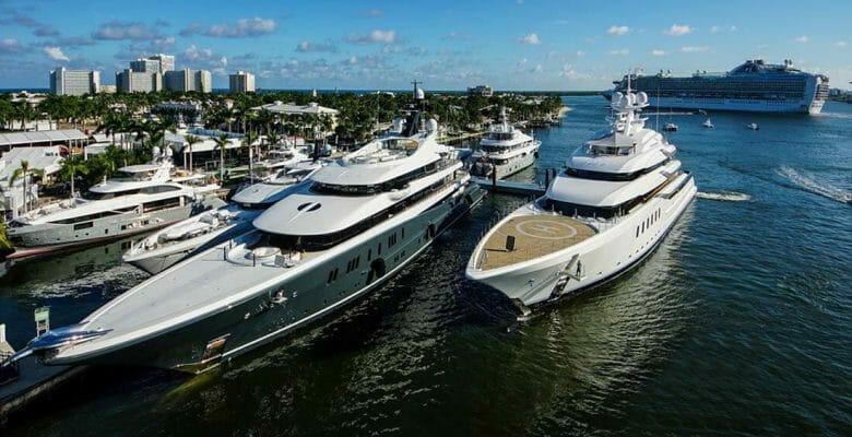 FLIBS 2021 will have plenty of superyachts