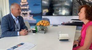 Jan Timmerman of Royal Huisman superyacht shipyard
