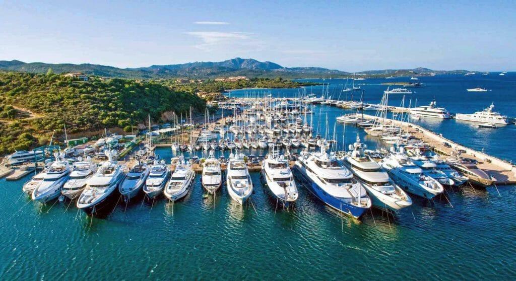 Marina di Portisco is now IGY Portisco Marina, still servicing superyachts