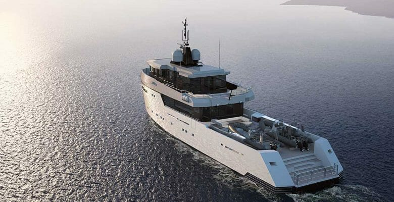Pendennis is building the megayacht Project Fox