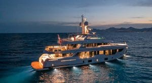 Emocean is the first RSY 38m EXP superyacht