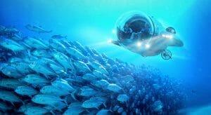 the U-Boat Worx Super Sub submarine for superyachts