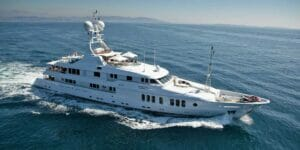 Talisman Maiton charter megayacht Below Deck